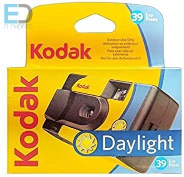 KODAK FUN DAYLIGHT 27+12 - 800ASA egyszerhasználatos, eldobható fényképezőgép