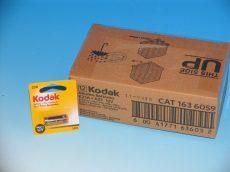 Kodak Max 1db elem 12 V alkáli elem K23A