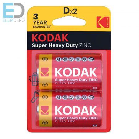 Kodak 1db elem Heavy Duty D góliát B2