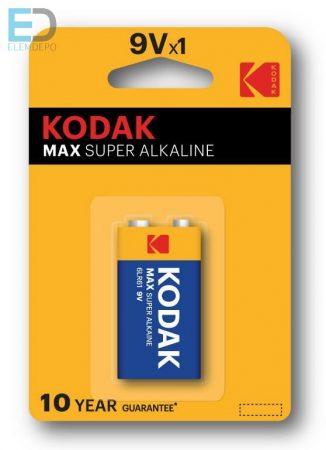 KODAK MAX Alkaline K9V MN1604