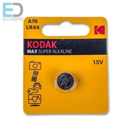 Kodak 1db elem KA 76 LR44
