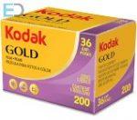 Kodak Gold 200-135-36 negatív film