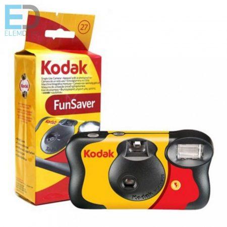 Kodak Fun Saver Flash 27 Eldobható , egyszerhasználatos fényképezőgép vakus