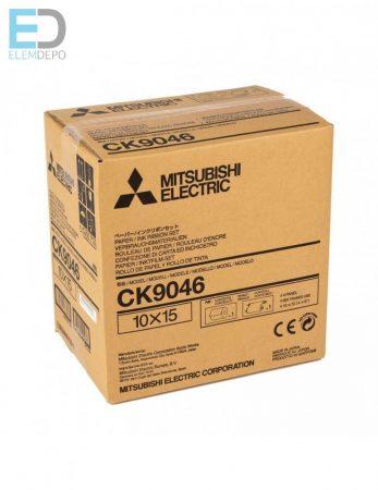 Mitsubishi CK 9046 10x15 / 600 prints