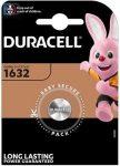 Duracell 1632 CR1632, DL1632, 3V Lithium