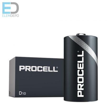 Duracell 1db elem Industrial D MN1300  Box10/50