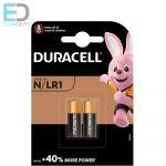 Duracell 1db elem MN9100 (N)( LR1)1,5V BL2