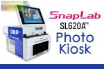 DNP SL620 SnapLab Photo Kiosk ( Printer + terminal )