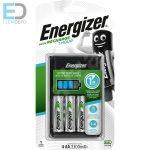 ENERGIZER 1 HOUR 1 órás akkutöltő ( +4 x AA 2.300mAh ) World's No.1