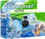 FUJI QUICK SNAP Marine WATER PROOF eldobható, egyszerhasználatos vízalatti fényképezőgép