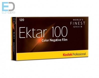 Kodak Ektar Professional 100-120 / 5pack