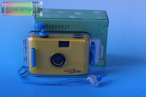 Vízalatti újratölthető fényképezőgép