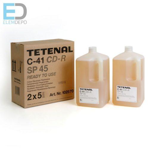 Tetanal C-41 CD-R SP 45 RTU Colour Developer 102570 2 x 5l  ( Kodak N1 cat: 68002102, 5159447 )