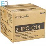 Sony 2UPC-C14 10x15 Snaplab paper Hőszublimációs nyomtatópapír+fólia