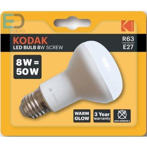 KODAK LED R63 E27 8W 640LM WARM-WHITE BL1 30416277
