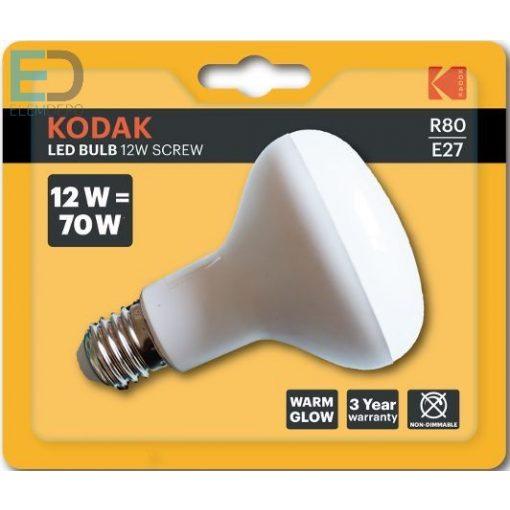 KODAK LED R80 E27 12W 960LM WARM-WHITE BL1  30416284