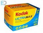 Kodak UltraMax 400-135-24 negatív film