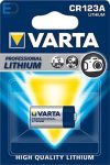 Varta 1db elem CR123A 3V NEW