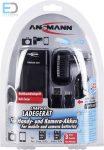 ANSMANN Charger akkumuátor töltő mobil és kamera akkuk töltésére