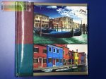 """Fotóalbum """" Italy """" 10 x 15cm 200 kép bedugós, memós"""