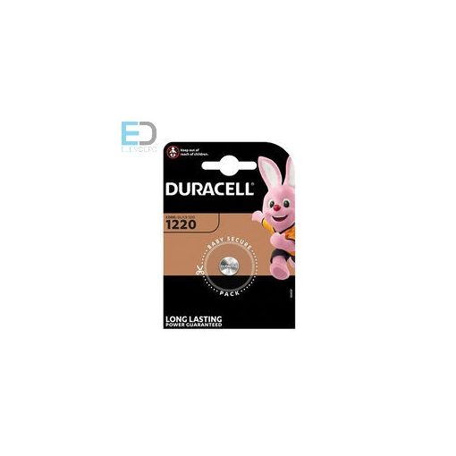 Duracell DL CR 1220 BL1 NEW