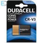 Duracell 1db elem Lithium Ultra CRV3 BL1