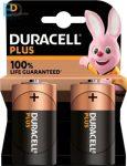 Duracell Plus Power Duralock MN1300 LR20 D Góliát NEW B2  ( 1db elem )