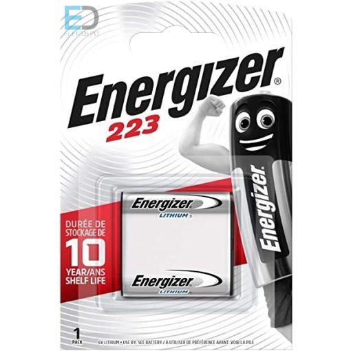 Energizer 223 CR-P2P, CRP2, D223