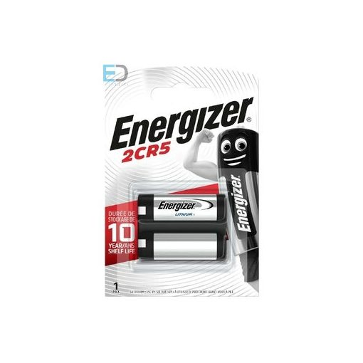 Energizer 2CR5 Photo Lithium battery