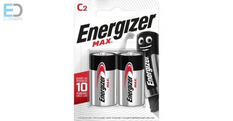 Energizer 1db elem Max C NEW LR14 B2 1,5V