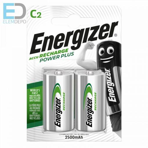 Energizer Power Plus Akku HR14-C NiMH 2500mAh
