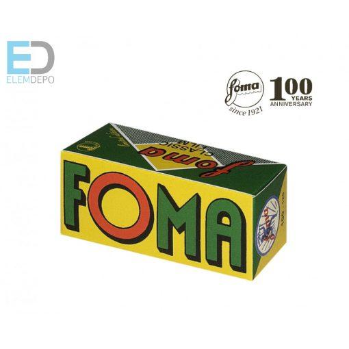 Fomapan Retro Classic 100-120 Balck & White roll film