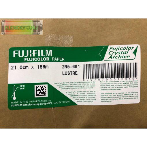 Fuji CA Crystal Archive 21 x 186m Lustre  fotópapír NEW Long (39,06m2)