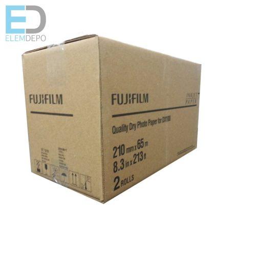 Fuji Drylab Papír DX100 21cm x 65m glossy ( 13,65 m2 ) Epson D700, Fuji DX100 nyomtatóba