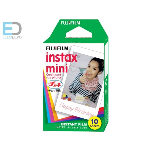 Fuji Instax Mini Single 10