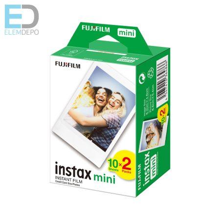 Fuji Instax Mini Twin 20 pictures (2x10 kép)