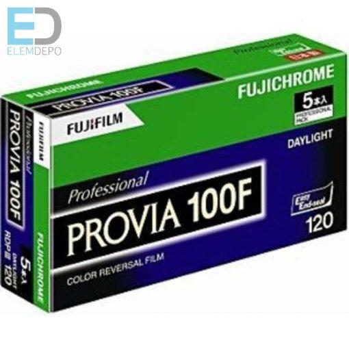 Fuji Provia 100F RDP III 120 / 5pack ( 1 tekercs )