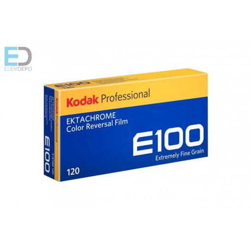 Kodak Ektachrome E100 120 / 5 pack