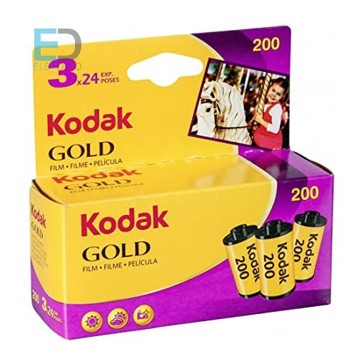 Kodak Gold GB 200 135-24 / 3 pack
