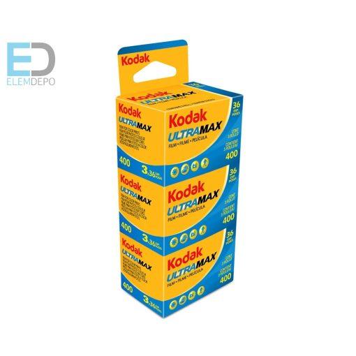 Kodak Ultra GC 400 135-36 3 pack