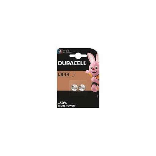 Duracell LR44 KA76 AG13  G13A 1,5V B2 1db elem