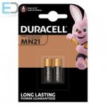 Duracell 1db elem MN21 NEW (A23) 12V BL2