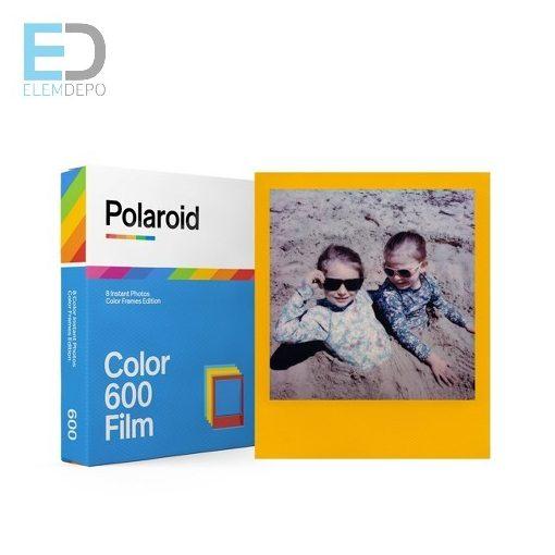 Polaroid 600 Color Frame ( gyári színes kerettel készülhet a kép )