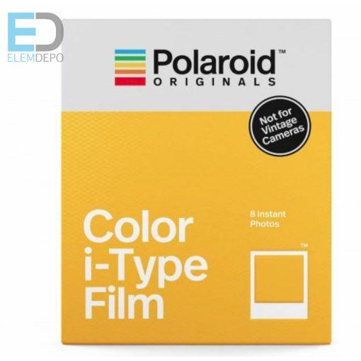 Polaroid Original I-Type Color Színes Polaroid fotópapír I-Type gépekhez