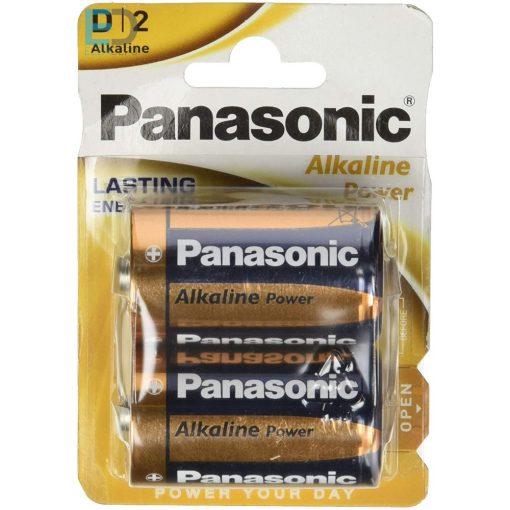 Panasonic Alkaline Power LR20 D B2 ( 1 db elem )