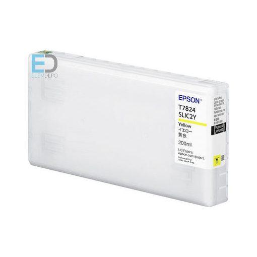 Epson Ink T7824 Yellow Surelab SL-D700 C13T782400