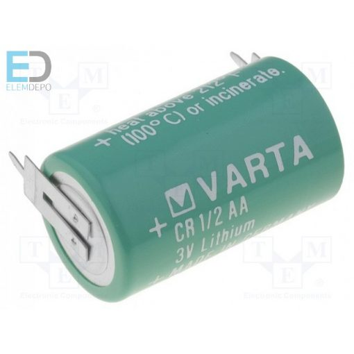 Varta 6127 CR1/2 3V Lithium
