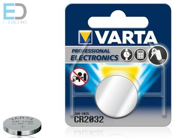 Varta 1db elem CR2032 (6032)