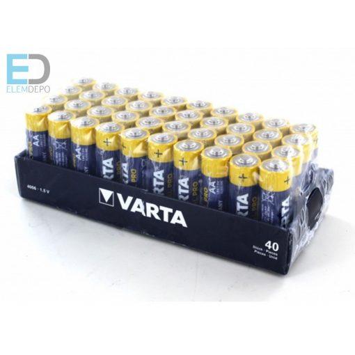Varta Industrial AA LR6 4006 Box40 ( 1 db elem )