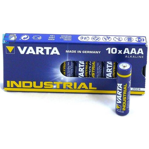 Varta Industrial AAA 4003 Box10